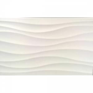 Atelier Wave 33.3x55 Blanco Matt