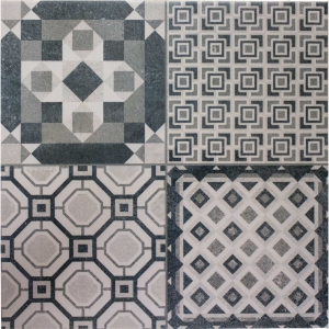 Cementa Patchwork 44x44 Grey Matt
