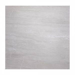 Classic Grey Travertine 33x33 Light Grey Gloss