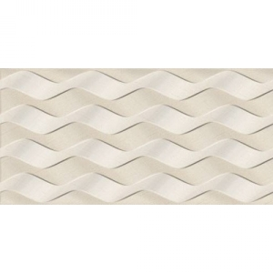 Neutra Braid 30x60 Cream Matt