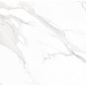 Statuario Mercury 80x80 White Polished