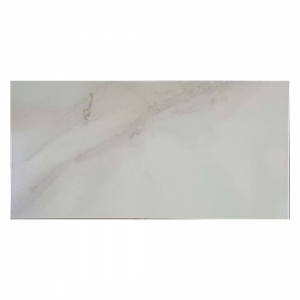 Trento Brillo 25x50 White Gloss