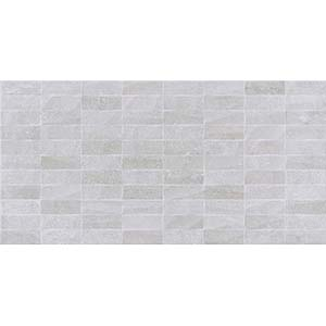 Beton Relieve 25x50 Grey Matt