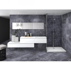 Bluestone 33x66 Grey Matt
