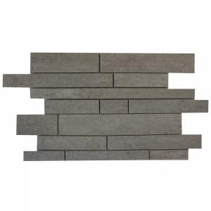 Cement No7 Mosaic 31x48 Black Matt
