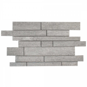 Cement No7 Mosaic 31x48 Grey Matt