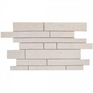Cement No7 Mosaic 31x48 Ivory Matt