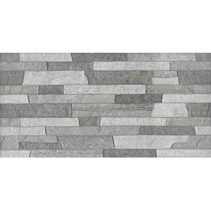 Cemento Rustico Mix Decor 30x60 Grey Matt