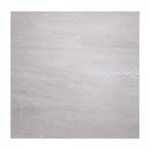 Classic Grey Travertine 33x33 Light Grey Gloss