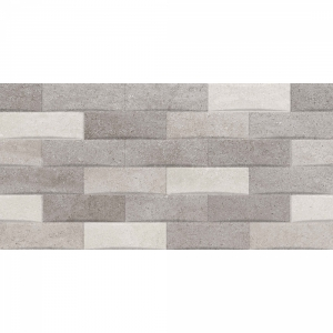 District Decor 30x60 Grey Gloss