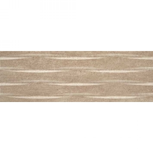 Dorset Decor Relieve 20x60 Taupe Matt
