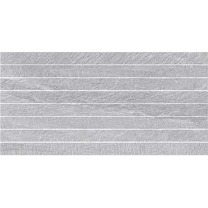Ess Teide Shutter Decor 30.3x61.3 Silver Matt