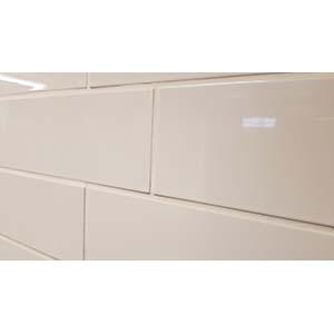 Liso 10x20 White Gloss