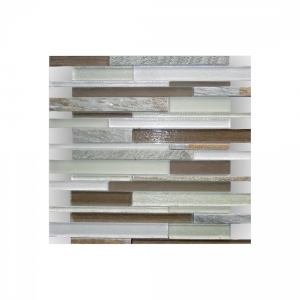 Mercury Glass 30.2x30.2 Beige