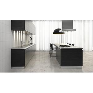 Milano 60x60 Silver Matt