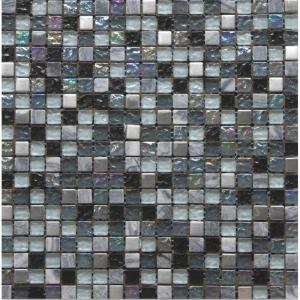 Cristal 31.6x31.6 Black