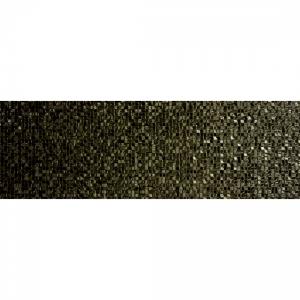 Mosaico 20x60 Negro Gloss