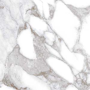 Oro Calcutta 80x80 White Polished 1
