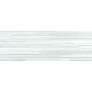 Plaster Lines 25x75 Blanco Matt