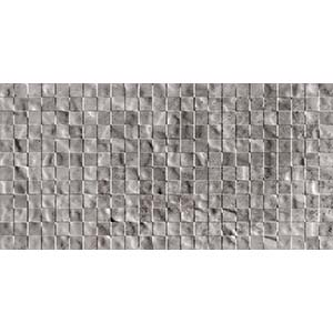 Roma Stonex Decor 30x60 Grey Gloss
