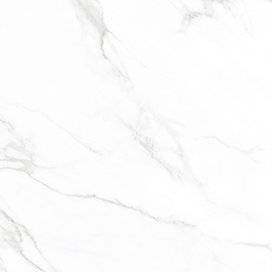 Statuario Mercury 80x80 White Polished 1