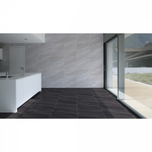 Strata 60x60 Anthracite Gloss