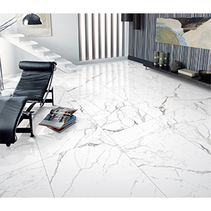 Superb Statuario 29.5x60 White Polished