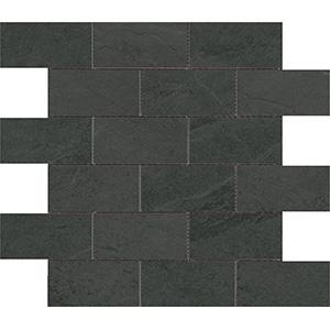Terra Santa Brick 30.2x35.2 Carbon Matt 1