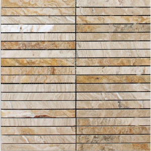 Travertine Leonardo Highway 30.5x30.5 Beige Polished