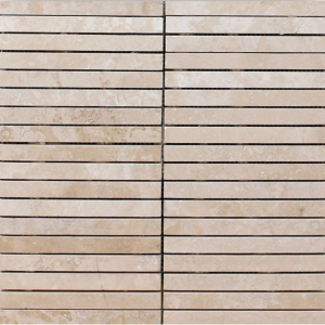 Travertine White Highway 30.5x30.5 White Polished 1