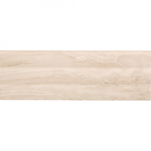 Travertino Navona Luxor 30x90 Cream Matt