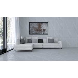 Tropical 30x60 Light Gris Matt