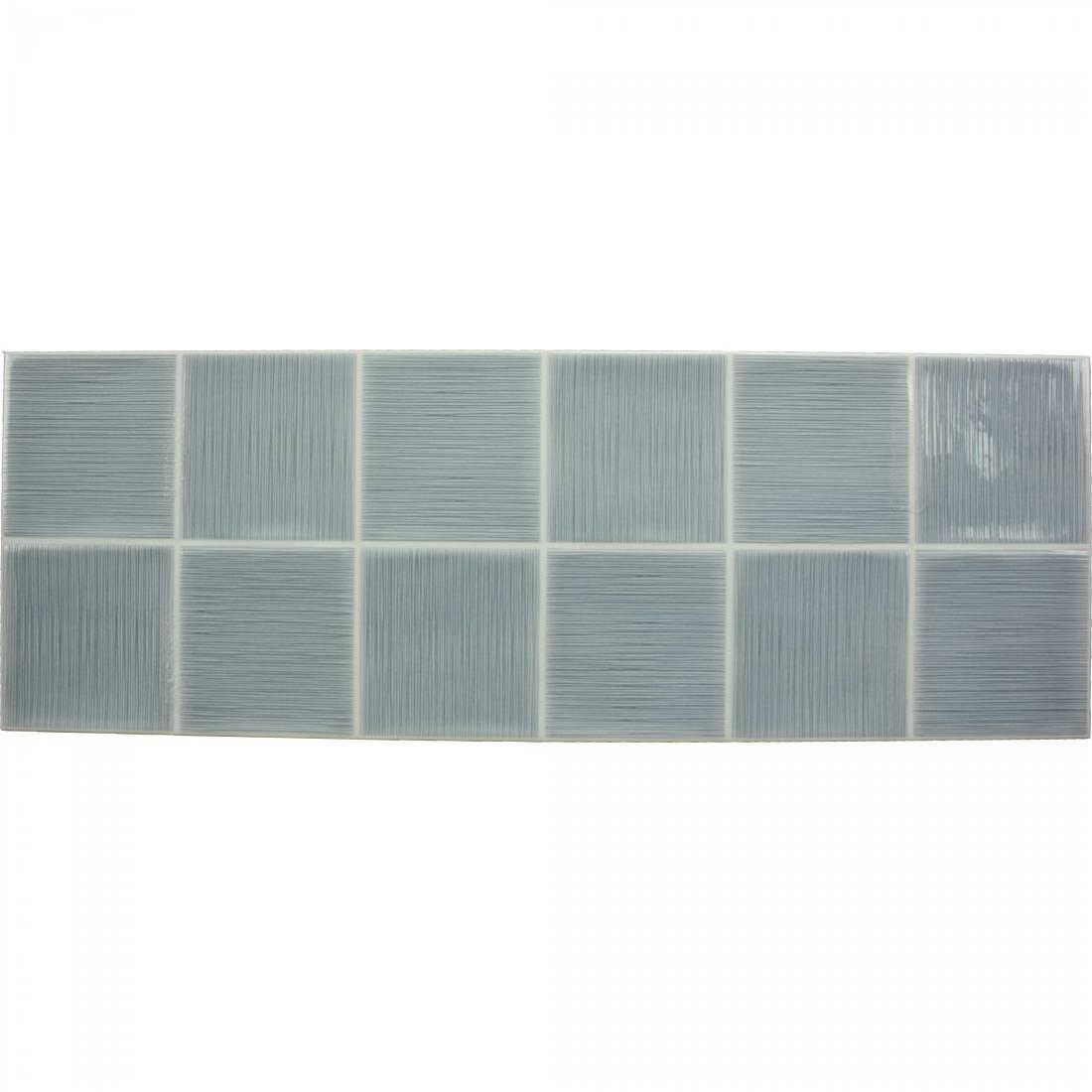 Arlette Decor 21.4x61 Aqua Gloss 1