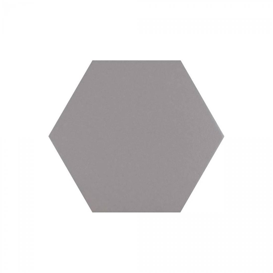 Basic Hex 25 Grey Matt 1