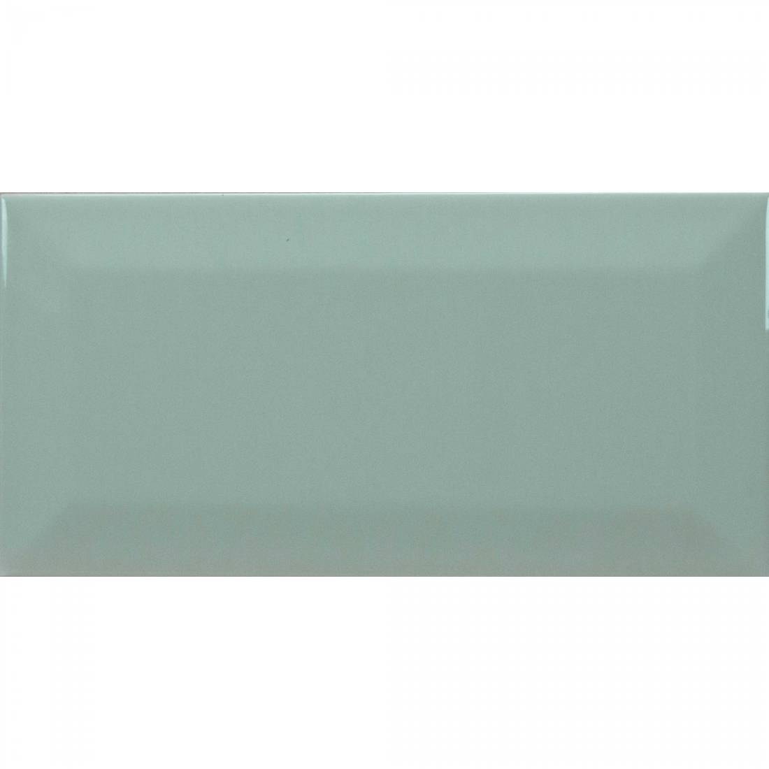 Bevelled 10x20 Sage Gloss 1