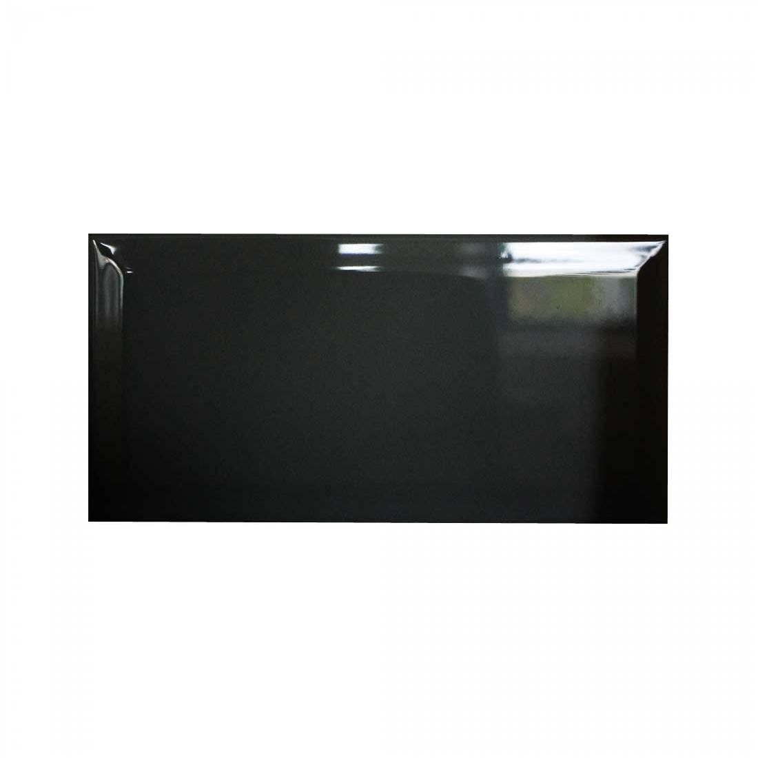 Biselado 10x20 Black Gloss 1