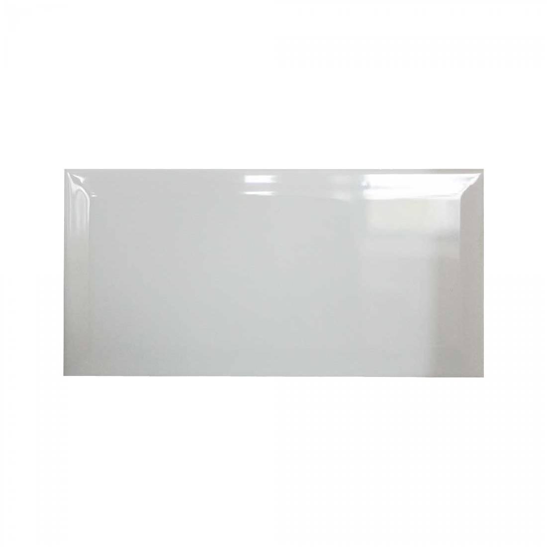Biselado 10x20 White Gloss 1