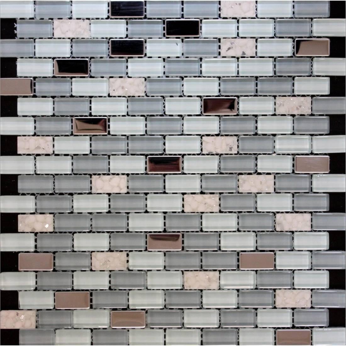 Brick 30.5x30.5 Luna Matt 1