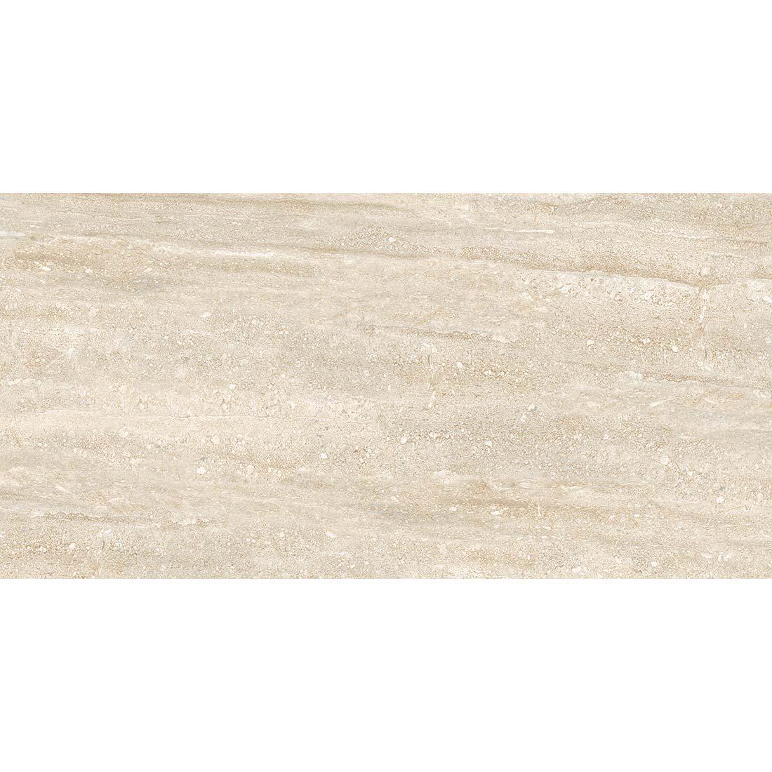 Clasico 25x50 Dark Beige Gloss 1