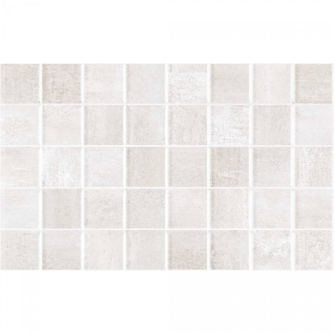 Corum Decor 25x40 Blanco Matt 1