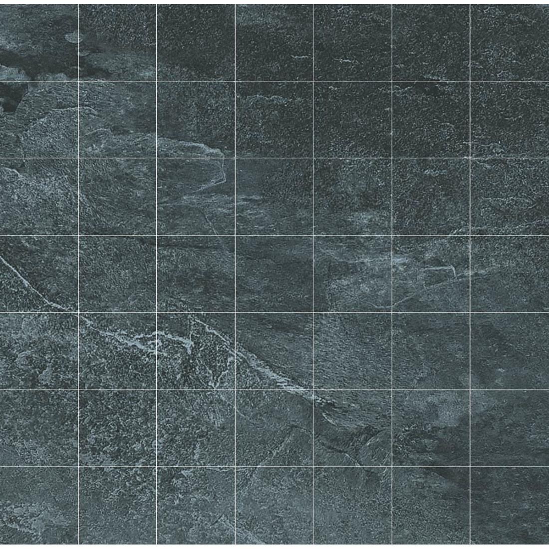 Delta Mosaic 33x33 Anthracite Matt 1