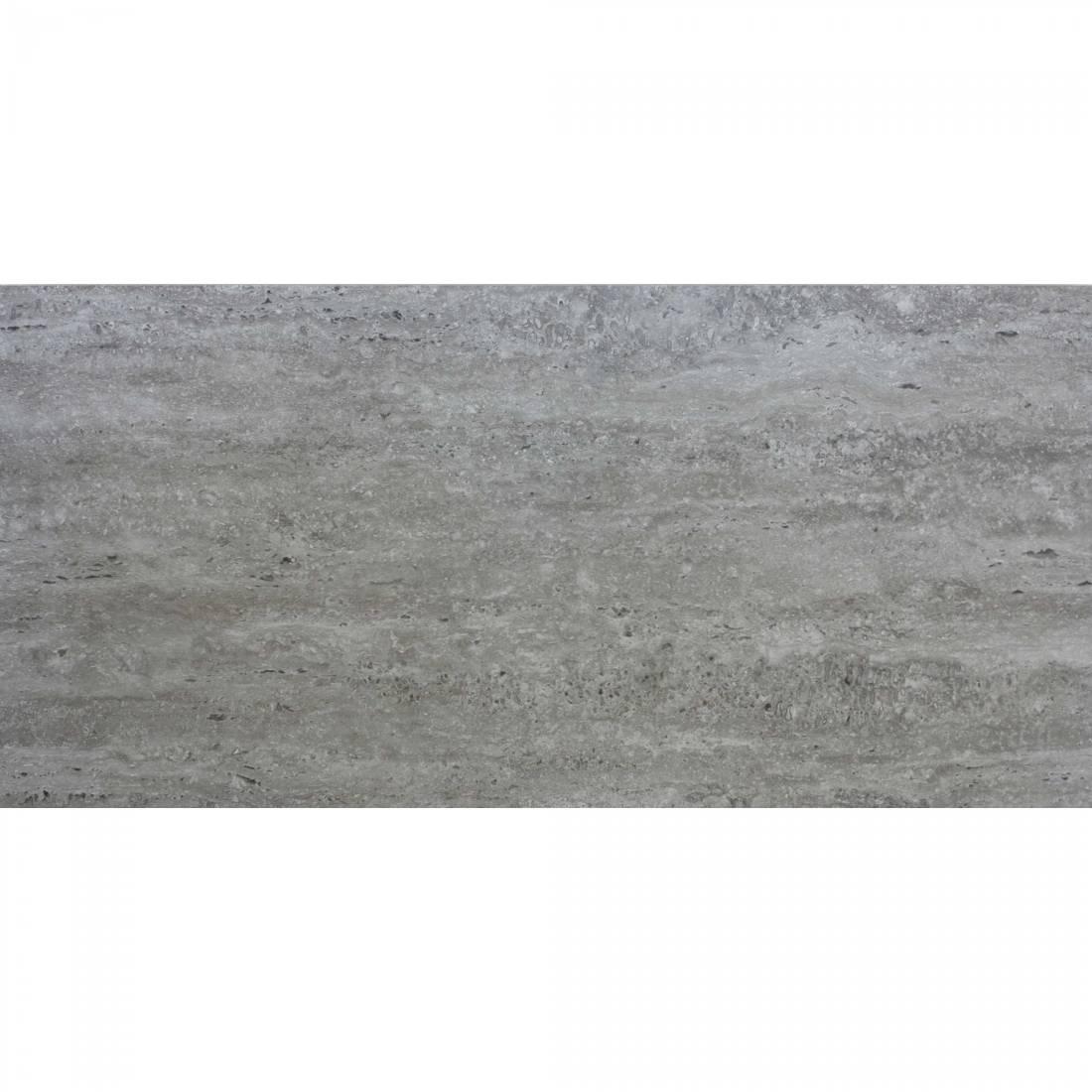Grey Travertine 30x60 Dark Grey Gloss 1