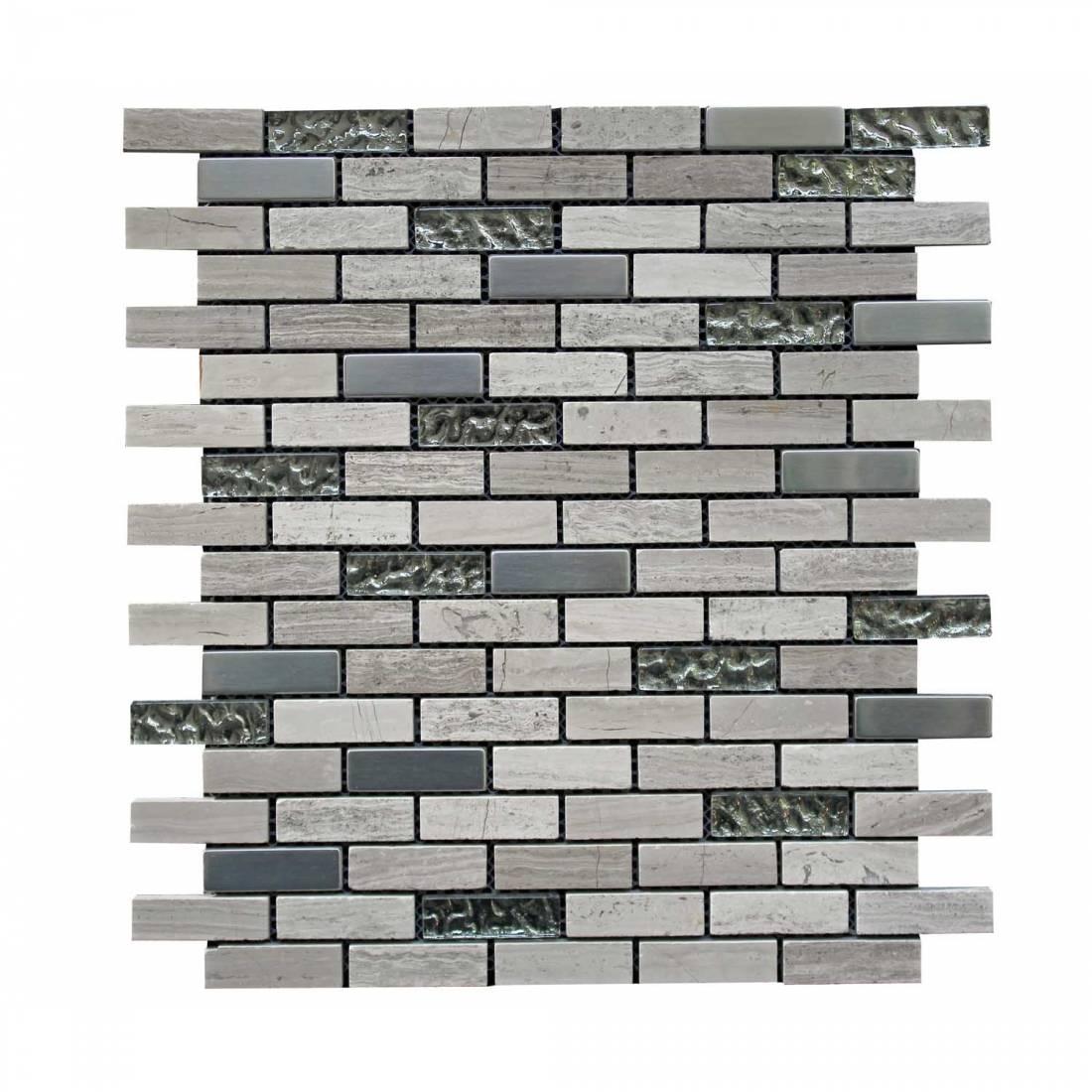 Greystone Brick 30x30 Grey 1