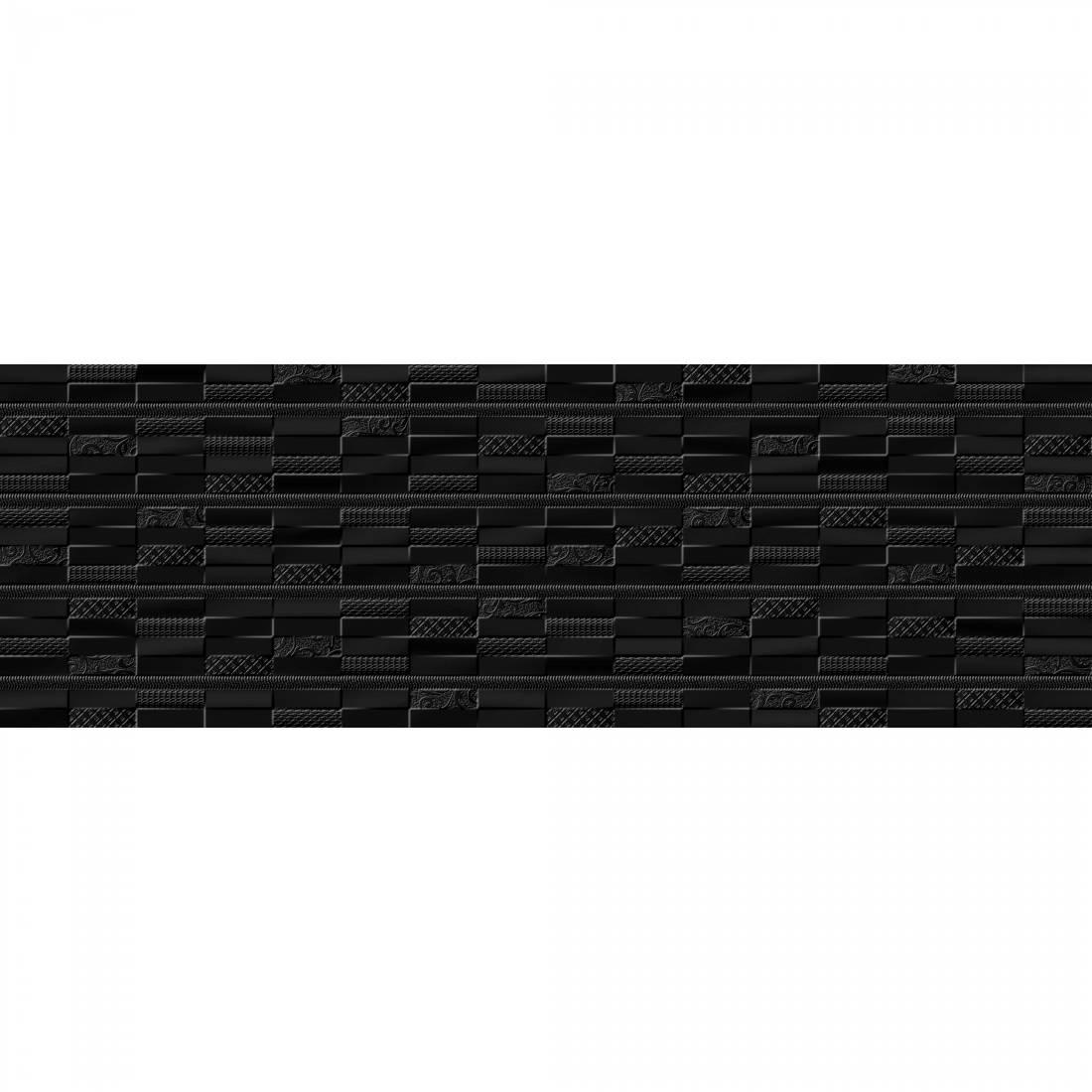 Maya 30x90 Black Gloss 1