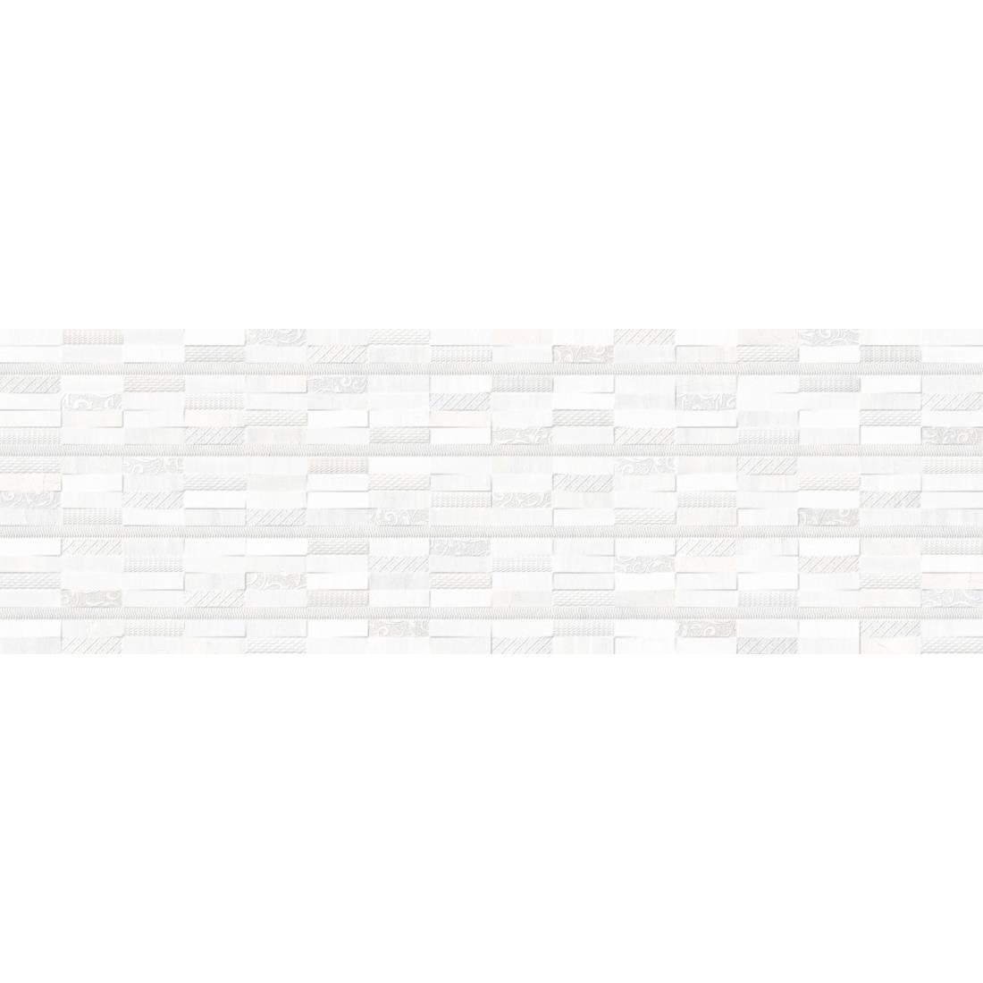 Maya 30x90 White Gloss 1