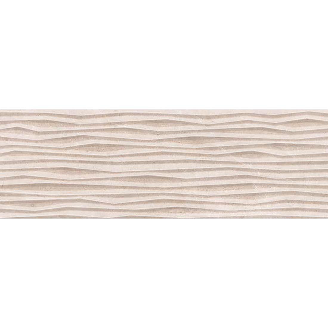 Mist Stripe Decor 20x60 Beige 1