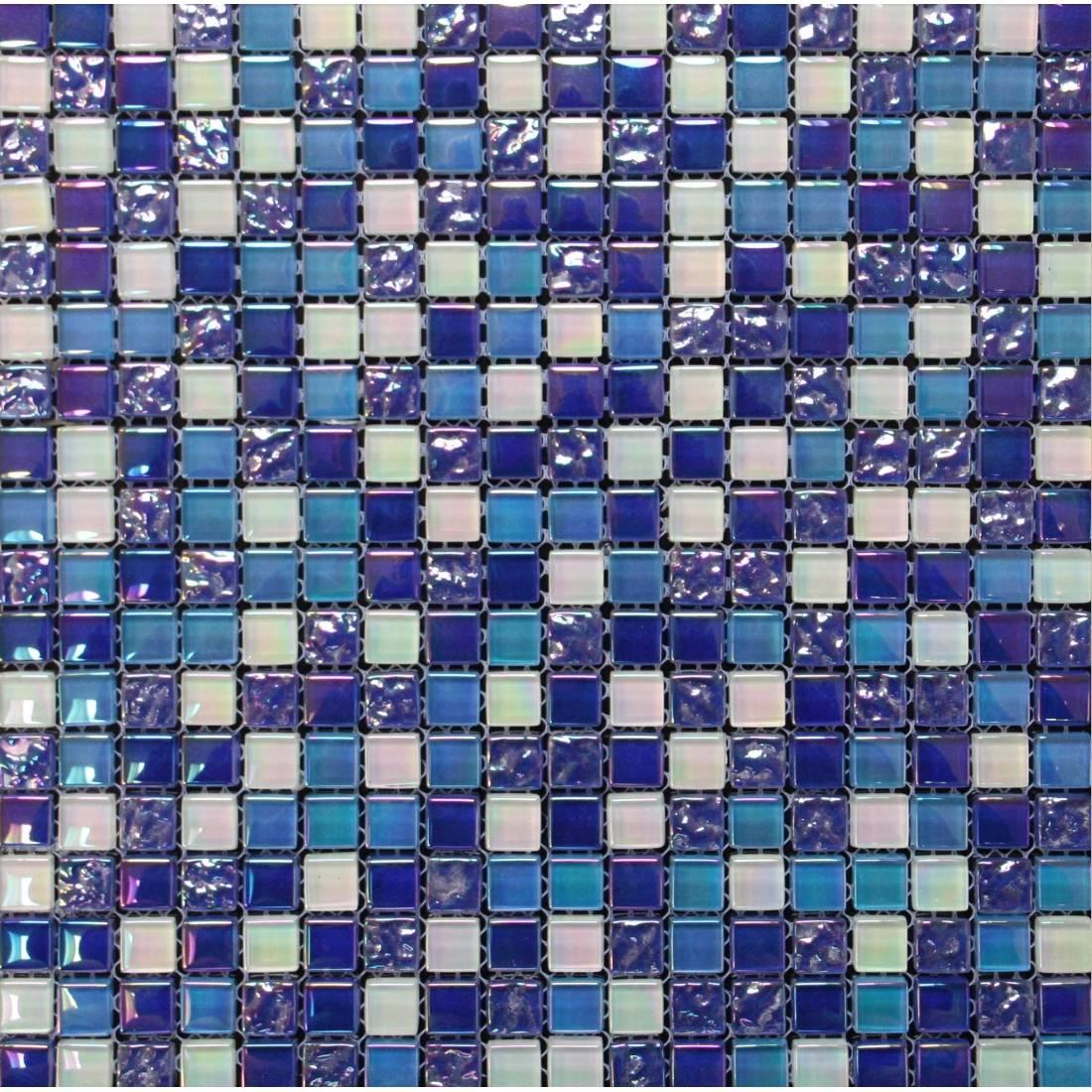 Aqua 30.5x30.5 Blue 1
