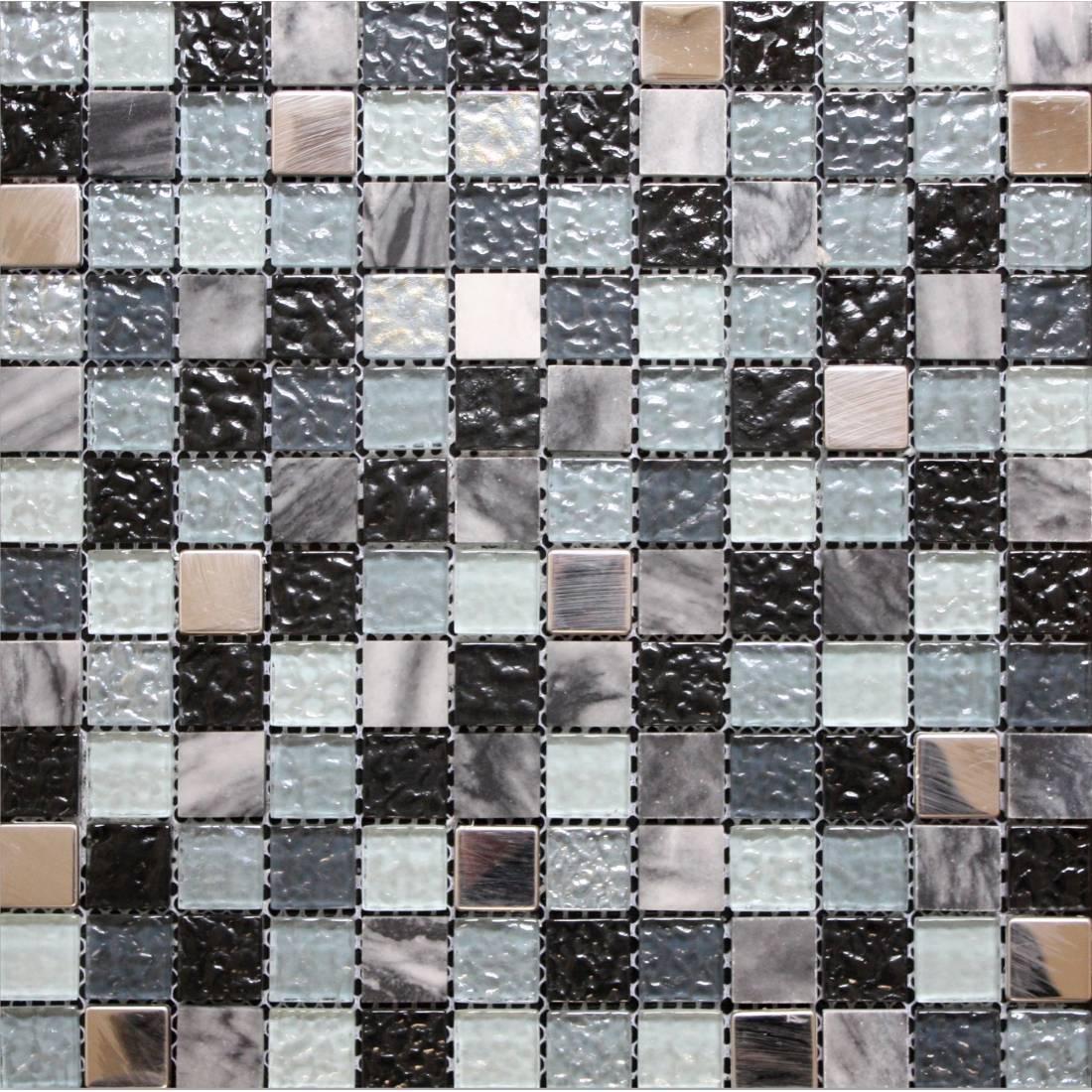 Crystal Grande 30.5x30.6 Black 1
