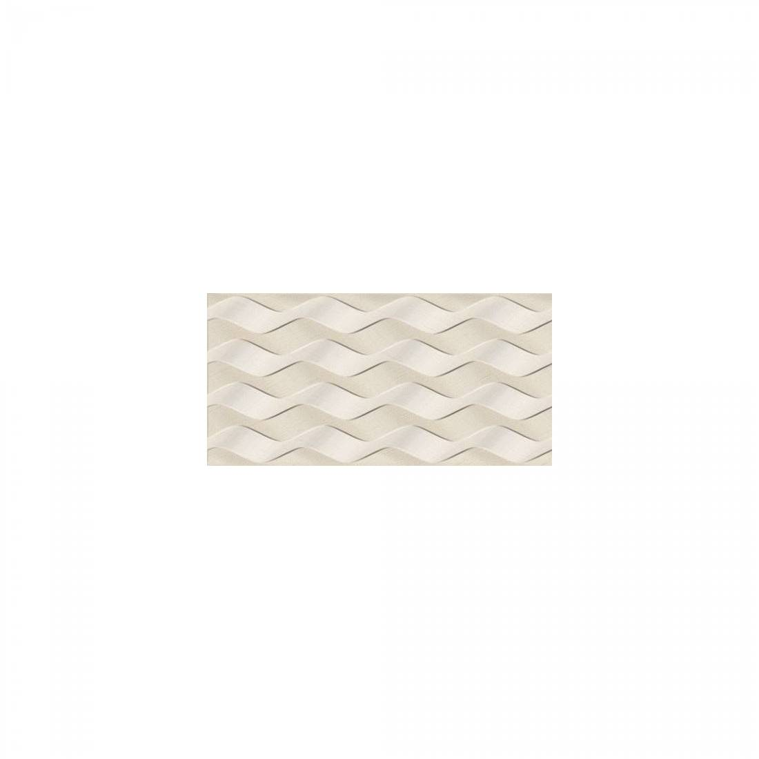 Neutra Braid 30x60 Cream Matt 1