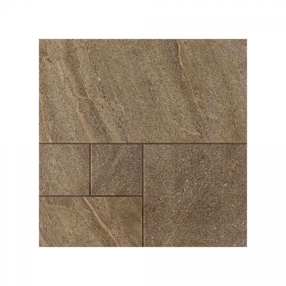 Olimpos 61x61 Brown Matt 1